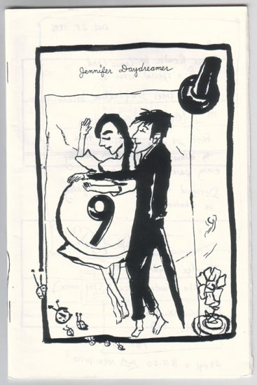 JENNIFER DAYDREAMER #9 mini-comic 1996