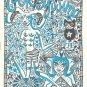 PERKYSSIMO mini-comic FIONA SMYTH 1994