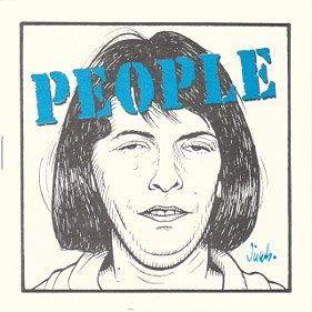 PEOPLE mini-comic JIM BLANCHARD 2001