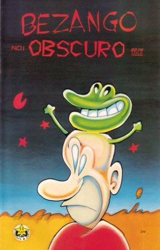 BEZANGO OBSCURO #1 comix STEVE WILLIS 1994