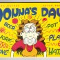 DONNA'S DAY mini-comic PETER BAGGE 1999 underground comix