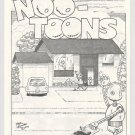NOO-TOONS #1 mini-comix PAR HOLMAN 1979 underground comix