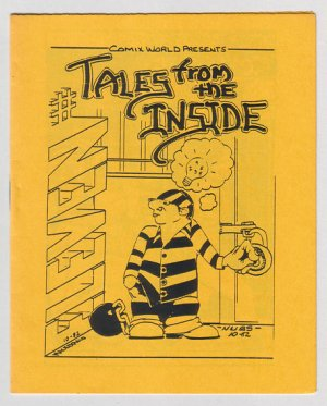 TALES FROM THE INSIDE #11 mini-comic MACEDONIO James Waltman 1983