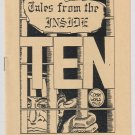 TALES FROM THE INSIDE #10 minicomic JAMES WALTMAN Macedonio 1983