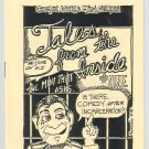 TALES FROM THE INSIDE #9 mini-comic MACEDONIO James Waltman 1982