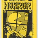 SLEAZY HORROR #8 mini-comix J.R. WILLIAMS George Kochell GARRY HARDMAN 1983