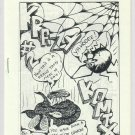 KRAZY KOMIX #2 mini-comic JAMES WALTMAN 1982