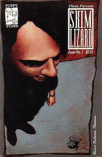 SKIM LIZARD #1 comic BOBBY MADNESS Fawn Gehweiler 1993