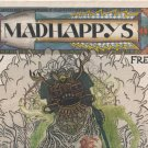 MADHAPPYS #2 comix ANDREW GOLDFARB Kevin Brady 2005