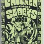 CHICKEN SLACKS #2 mini-comix WAYNO Mary Fleener ROY TOMPKINS Jim Siergey 1988
