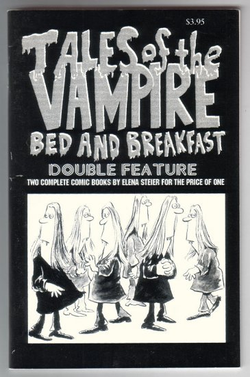 TALES OF THE VAMPIRE mini-comic ELENA STEIER 2000