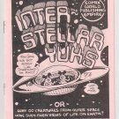 INTERSTELLAR YUKS underground comix BRAD FOSTER 1981