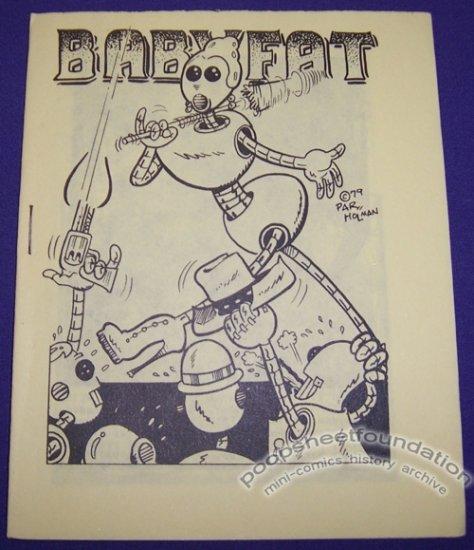 BABYFAT #7 underground comix BRAD FOSTER Par Holman WALTER RODGERS 1979