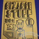 BIZARRE STUFF #1 mini-comix STEVE OGDEN Bobb Waller EDD VICK 1986