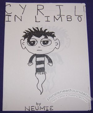 CYRIL IN LIMBO mini-comic JASON NEUMAN Neumie 2000