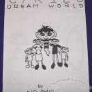 CYRIL&#39;S DREAM WORLD mini-comic JASON NEUMAN Neumie 2000