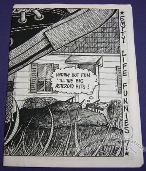 EMPTY LIFE FUNNIES #7 mini-comix MIKE TOLENTO 1996