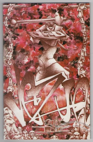 VEZUN Book 2 hip hop graffiti art book 1996