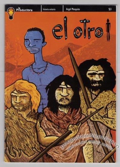 EL OTRO wordless Argentinian comics ANGEL MOSQUITO 2004