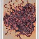 SYOGO YOSHIKAWA Japanese art brut postcard print Shougo
