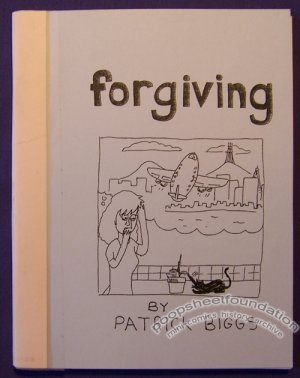 FORGIVING mini-comic PATRICK BIGGS minicomic 2008
