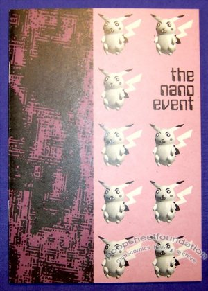 THE NANO EVENT mini-comic DYS00 Slovenian 2000