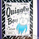 THE QUIGGLY BOY mini-comic T. WEIER minicomic 1996