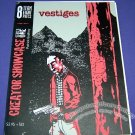 VESTIGES mini-comic PATRICK GODFREY signed numbered 2008