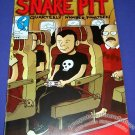 SNAKE PIT QUARTERLY #14 mini-comic BEN SNAKEPIT 2005