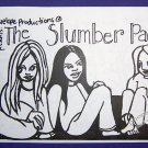 THE SLUMBER PARTY Australian mini-comic NICOLA HARDY 1998