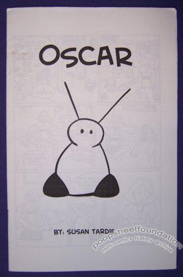 OSCAR mini-comic SUSAN TARDIF minicomic