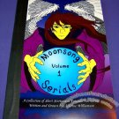 MOONSONG SERIALS Vol. 1 mini-comic CHRISTINE WILLIAMSON 2005
