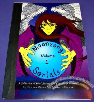 MOONSONG SERIALS Vol. 1 mini-comic CHRISTINE WILLIAMSON 2005