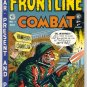 FRONTLINE COMBAT 1 Kurtzman DAVIS Gemstone war EC comic