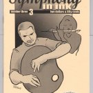 SYMPHONY IN INK #3 mini-comic ANDY NUKES David DeGrand DAN W. TAYLOR 2008