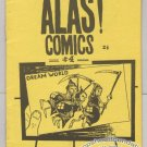 ALAS COMICS #4 Serbian mini-comic ALEKSANDAR ZOGRAF 1990s