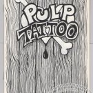 PULP TATTOO Canadian mini-comic MARK PETLOCK underground comix 1992