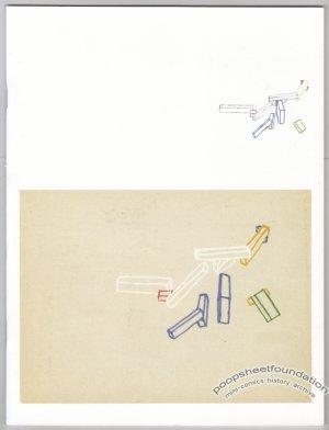 untitled BLAISE LARMEE full-color mini-comic 2008