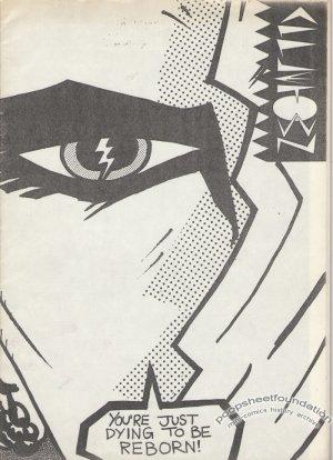 APPLETOWN #4 British small press comic LUKE WALSH 1987