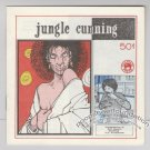 JUNGLE CUNNING mini-comix MATT HOWARTH signed numbered 1983