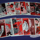 KITCHEN SINK CARDS set of 36 R. CRUMB Al Capp HARVEY KURTZMAN 1989