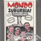 MONDO SUBURBIA comix cards JIM WOODRING Dan Clowes PETER BAGGE Pizz XNO 1990