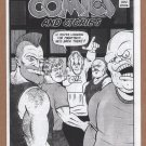 Tim Corrigan's Comics and Stories #3 small press mini-comic zine Mightyguy 2006