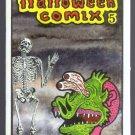 HALLOWEEN COMIX #5 underground MICHAEL RODEN Ed Dorn ANDY NUKES mini-comic 2003