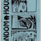 FANDOM HOUSE minicomics catalog small press comics mini-comix 1991