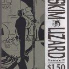 SKIM LIZARD #2 mini-comic FAWN GEHWEILER Tamir Shafir underground comix 1993