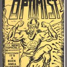 CAPTAIN OPTIMIST #1 mini-comic T.M. MAPLE Allen Freeman small press SIGNED 1986