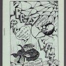 KRAZY KOMIX #2 underground comix JAMES WALTMAN mini-comic minicomix CW 1982