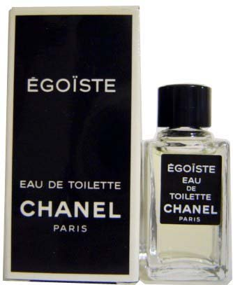 Egoiste by Chanel 4 ml 0.13 oz mini Cologne NIB (Travel Size)
