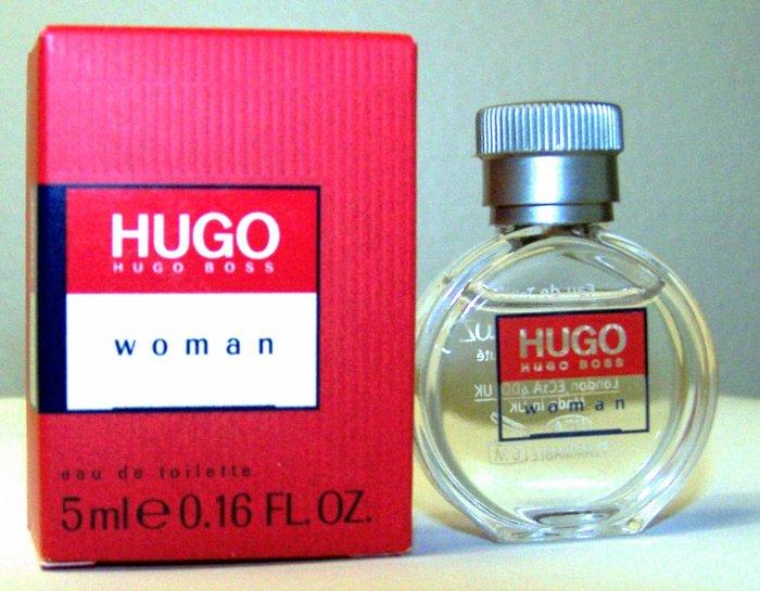 Hugo Boss for Woman 5 ml 0.16 oz mini Perfume NIB (Purse Size)